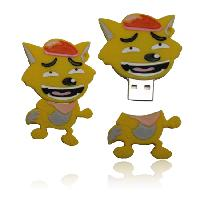 สั่งทำ รับทำ handy drive พร้อมเลเซอร์โลโก้ flash-drive ลายการ์ตูน แปลกๆ