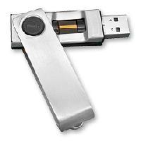 รับทำ Fingerprint Flash Drive ขายส่งแฮนดี้ไดร์ฟ พร้อมกับระบบสแกนลายนิ้วมือ