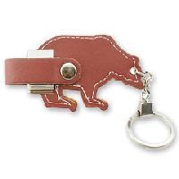 รับผลิต แฟลชไดร์ฟหนังรูปหมีขั้วโลกเหนือ ราคาส่ง และรับทำพวงกุญแจแฮนดี้ไดร์ฟ