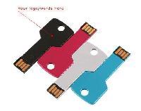 ขายส่ง แฟลชไดร์ฟรูปกุญแจการ์ตูน สั่งทำ metal flash drive โลหะ ราคาถูก