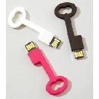 ขายส่งแฟลชไดร์ฟกุญแจสีสดใส และรับผลิตทรัมไดร์ เท่ๆ flash drive ราคาถูก