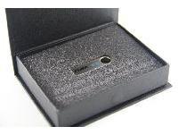 รับทำ รับทำกล่องกำมะหยี่สีดำ กล่องใส่แฟลชไดร์ฟ สกรีนโลโก้ แฮนดี้ไดร์ฟโลหะ
