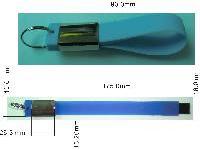 รับทำ แฟลชไดร์ฟพลาสติก แบบสายรัดข้อมือ ขายส่ง flash drive ริสแบนด์ ราคาส่ง