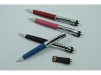 ปากกาแฟลชไดร์ฟราคาถูก ตัวแฮนดี้ไดร์ฟปากกาแยกส่วนหัว USB ออกมาได้