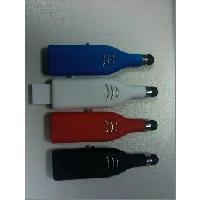 รับทำ แฟลชไดร์ฟปากกาสไตลัส รูปหัวเสียบยูเอสบี ด้ามจับขนาดเล็ก พอดีมือใช้ง่าย