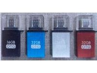 OTG USB Flash Drive ราคาถูก สำหรับโทรศัพท์มือถือ พกพาสะดวก