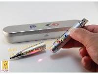 สั่งทำ กล่องเหล็กใส่ปากกาขนาด 178*38*20