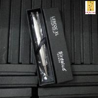 กล่องกระดาษใส่ปากกา ขนาด 198*40*21 mm