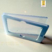 กล่องการ์ดแบบพลาสติกใส ขนาด 104*72*10 mm