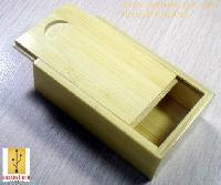กล่องไม้ ฝาสไลด์