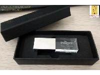 กล่องกระดาษสีดำ ฝาแยก ขนาดเล็ก 90*45*25 mm