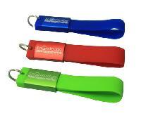 แฟลชไดร์ฟแบบพวงกุญแจ flash drive สายรัดข้อมือ รุ่นใหม่ล่าสุด สวยๆ เท่ๆ