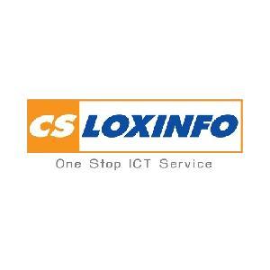 รับทำ Mini Flash Drive สกรีนโลโก้ CS LOXINFO ขายส่ง USB แฮนดี้ไดร์ฟ ราคาถูกๆ