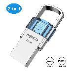 รับผลิต พรี่เมี่ยม ราคา Type-C Dual OTG Memory-Stick 128GB Premium