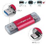 รับทำ ขายส่งแฟลชไดร์ฟ USB-C USB3.0 Mini Memory-Stick Premium