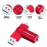 ขายส่งแฟลชไดร์ฟ ราคาถูก USB-Flash-drive MicroUSB Premium