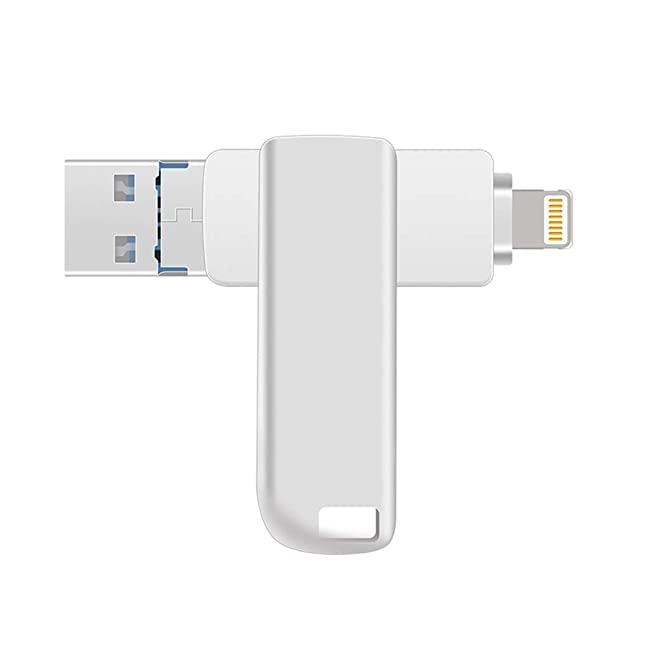 รับทำ Type-C 3in1 DOLITY USB-Flash-drive แฟลชไดร์ฟไอโฟน 64gb