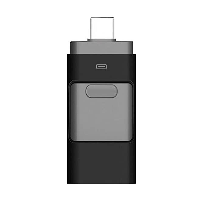 รับผลิต Type-C 3in1 USB-Flash-drive ขายส่ง ที่เก็บข้อมูลไอแพด แท้ 8gb