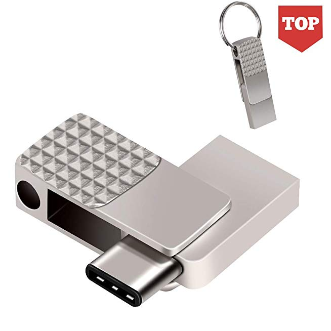 รับทำ พรี่เมี่ยม ราคา Type-C Dual OTG Memory-Stick 128GB Premium