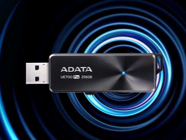 สั่งทำ แฟลชไดร์ฟ โคตรบางเฉียบ กะทัดรัด พกพาสะดวก มีรูให้คล้องสาย (USB 3.1)