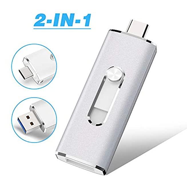 รับทำ USB-C Thumb-drive OTG ขายส่งแฟลชไดร์ฟ พรี่เมี่ยม Premium