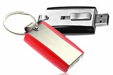 สั่งผลิต แฟลชไดร์ฟ เคสโลหะ พร้อมสกรีน ขายส่ง Flash Drive ติดโลโก้ ราคาโรงงาน